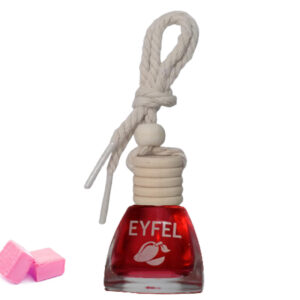 Eyfel parfum odorizant cu snur auto camera bubble gum