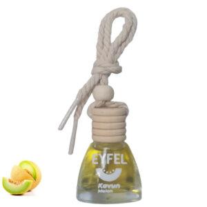 Eyfel parfum odorizant cu snur auto camera pepene galben