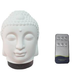 Difuzor umidificator aromaterapie NG Buddha Head Wenghe 100ML