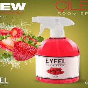 Spray odorizant camera Eyfel 500ml aroma Capsuni