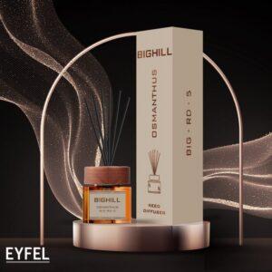 Odorizant de camera Eyfel BIGHILL120ml Mademoiselle RD-6 (Chanel Coco Mademoieselle)