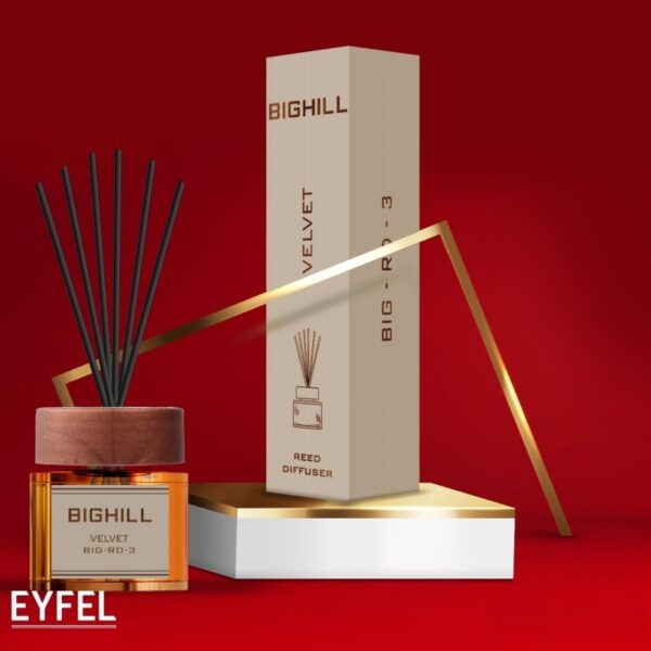 Odorizant de camera Eyfel BIGHILL120ml Velvet RD-3 (Tom Ford Velvet Orchid)